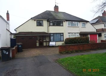Thumbnail 3 bedroom semi-detached house to rent in Chase Close, Off Higham Lane, Nuneaton