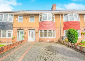 Thumbnail 3 bedroom terraced house for sale in Fairfax Road, Heath, Cardiff