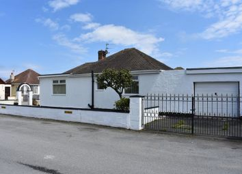 Thumbnail 2 bed detached bungalow for sale in Trefor Avenue, Kinmel Bay, Rhyl