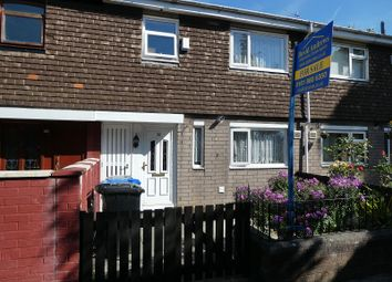 3 bed terraced house for sale in Nelson Court, Moss Lane West, Old Trafford, Manchester. M15
