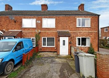 Thumbnail 2 bed terraced house for sale in Station Road, Firsby, Spilsby