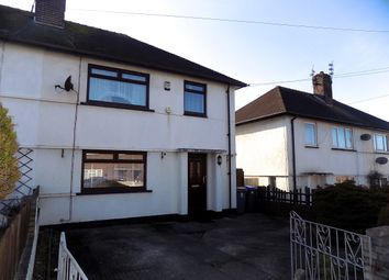 Thumbnail 3 bed semi-detached house to rent in Wensleydale Avenue, Blackpool