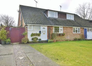 Thumbnail 3 bed semi-detached house for sale in Gimble Way, Pembury, Tunbridge Wells