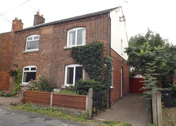 Thumbnail 2 bed semi-detached house for sale in Gresty Lane, Shavington, Crewe, Cheshire