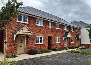 Thumbnail 2 bedroom end terrace house for sale in Bowden Chase, Berry Close, Great Bowden, Market Harborough