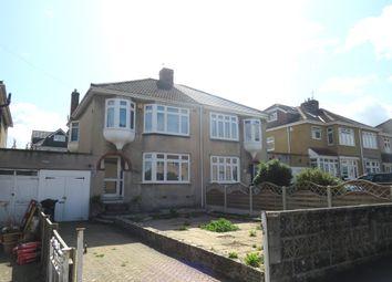 3 bed semi-detached house for sale in Vicarage Road, Bishopsworth, Bristol BS13