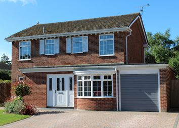 Thumbnail 4 bed detached house for sale in Chiltern Close, Newbury
