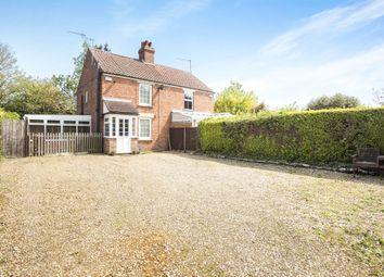 Thumbnail 2 bedroom cottage for sale in Shepherdsgate Road, Tilney All Saints, King's Lynn