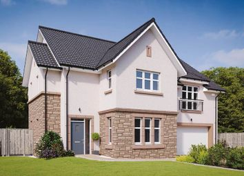 "Thumbnail 5 bed detached house for sale in ""The Logan"" at Methven Avenue, Bearsden, Glasgow"