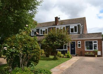 Thumbnail 3 bed semi-detached house for sale in Fleming Way, Tonbridge