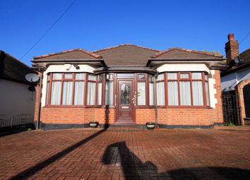 Thumbnail 2 bed bungalow for sale in Tudor Gardens, Gidea Park, Romford