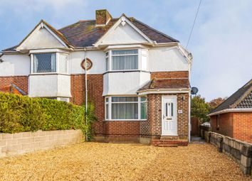 3 bed semi-detached house for sale in Foxholes Road, Oakdale, Poole BH15