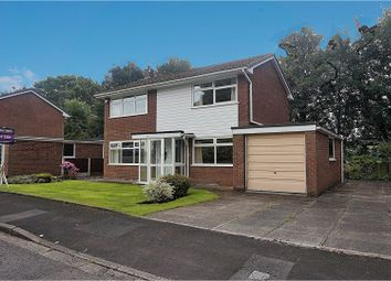 Thumbnail 3 bed detached house for sale in Ennerdale Drive, Preston