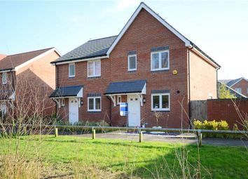 Thumbnail 3 bedroom semi-detached house for sale in Elk Path, Three Mile Cross, Reading