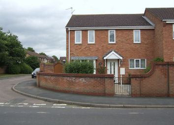 Thumbnail 5 bed semi-detached house for sale in Cobham Close, Heckington, Sleaford