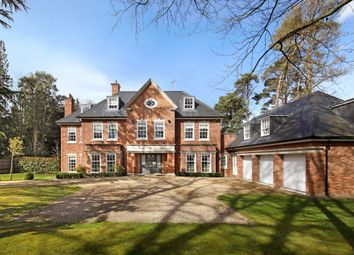 Thumbnail 7 bed detached house to rent in Heathfield Avenue, Sunninghill, Ascot