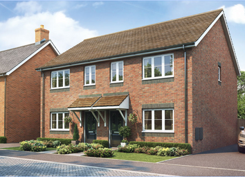 Thumbnail 1 bedroom semi-detached house for sale in Shawbury, Shrewsbury