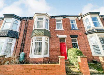 4 bed terraced house for sale in Manila Street, Sunderland, Tyne And Wear SR2