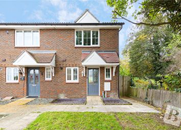 Thumbnail 2 bed end terrace house for sale in Waterside Lane, Gillingham, Kent