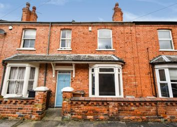 Thumbnail 2 bed terraced house for sale in Cecil Street, Lincoln, Lincolnshire