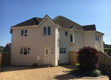 Thumbnail 2 bed semi-detached house to rent in Lonnen Road, Wimborne