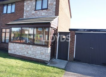 Thumbnail 3 bed semi-detached house to rent in Daleside Road, Kirkby, Liverpool