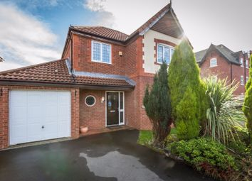 Thumbnail 4 bedroom detached house for sale in Welburn Walk, Thornton-Cleveleys