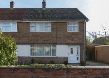 Thumbnail 3 bed semi-detached house for sale in Valley Approach, Bilsthorpe, Newark