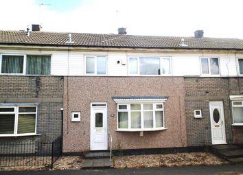 Thumbnail 3 bedroom terraced house to rent in Tweed Close, Peterlee