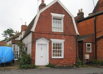 Thumbnail 4 bed cottage to rent in The Cross, Colchester, Essex