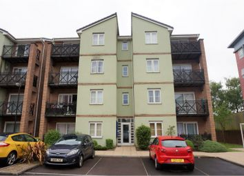 Thumbnail 1 bedroom flat for sale in Pentland Close, Cardiff