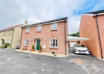 Thumbnail 4 bed detached house for sale in Linnet Lane, Melksham