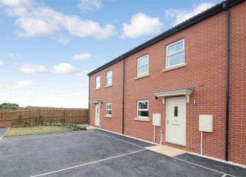 Thumbnail 3 bed town house for sale in Hadrian Court, Sherburn, Leeds