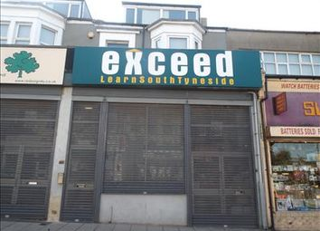 Thumbnail Retail premises to let in 84B Fowler Street, South Shields, South Tyneside