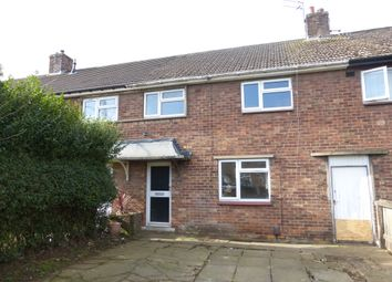 Thumbnail 3 bed terraced house for sale in Everest Road, Scunthorpe