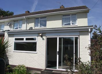 Thumbnail 2 bed semi-detached house to rent in Chilcomb Road, Harefield, Southampton