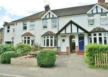 Thumbnail 2 bed terraced house to rent in York Road, Kennington, Ashford