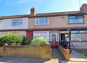 Thumbnail 2 bed terraced house for sale in Woodlands Road, Edmonton