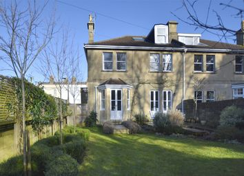 Thumbnail 4 bed semi-detached house for sale in Wexcombe, Beechen Cliff Road, Bath