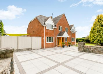 Thumbnail 4 bed detached house for sale in Long Lawford, Rugby, Warwickshire