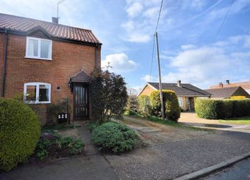 Thumbnail 2 bed semi-detached house to rent in Hill Road, Ingoldisthorpe, King's Lynn