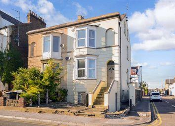 West Cliff Road, Ramsgate, Kent CT11. 2 bed maisonette for sale