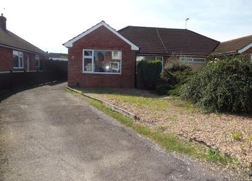 Thumbnail 3 bed bungalow for sale in Belvoir Drive, Syston, Leicester, Leicestershire