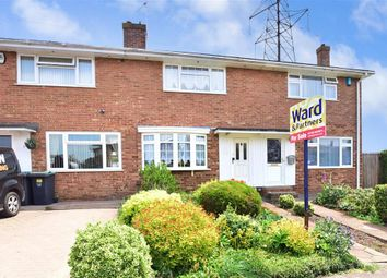 Thumbnail 2 bed terraced house for sale in Plover Road, Birds Estate, Larkfield, Kent