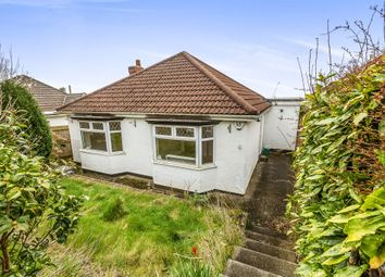 Thumbnail 3 bedroom detached bungalow for sale in Lon Iorwg, Sketty, Swansea