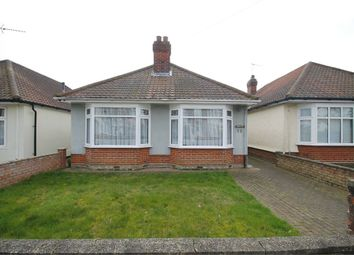 Thumbnail 3 bed detached bungalow for sale in Derwent Road, Ipswich, Suffolk