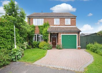 Thumbnail 4 bed detached house to rent in Sheerstock, Haddenham, Aylesbury