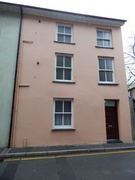 Thumbnail 1 bedroom flat to rent in Queens Road, Aberystwyth