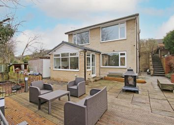 Thumbnail 4 bed detached house for sale in Cromford Drive, Staveley, Derbyshire