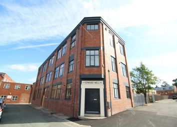 Thumbnail 2 bed flat to rent in Edwards Mill, Congleton